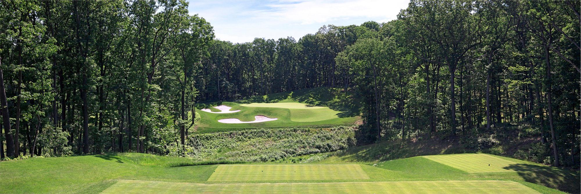 Golf Course Image - LedgeRock Golf Club No. 4