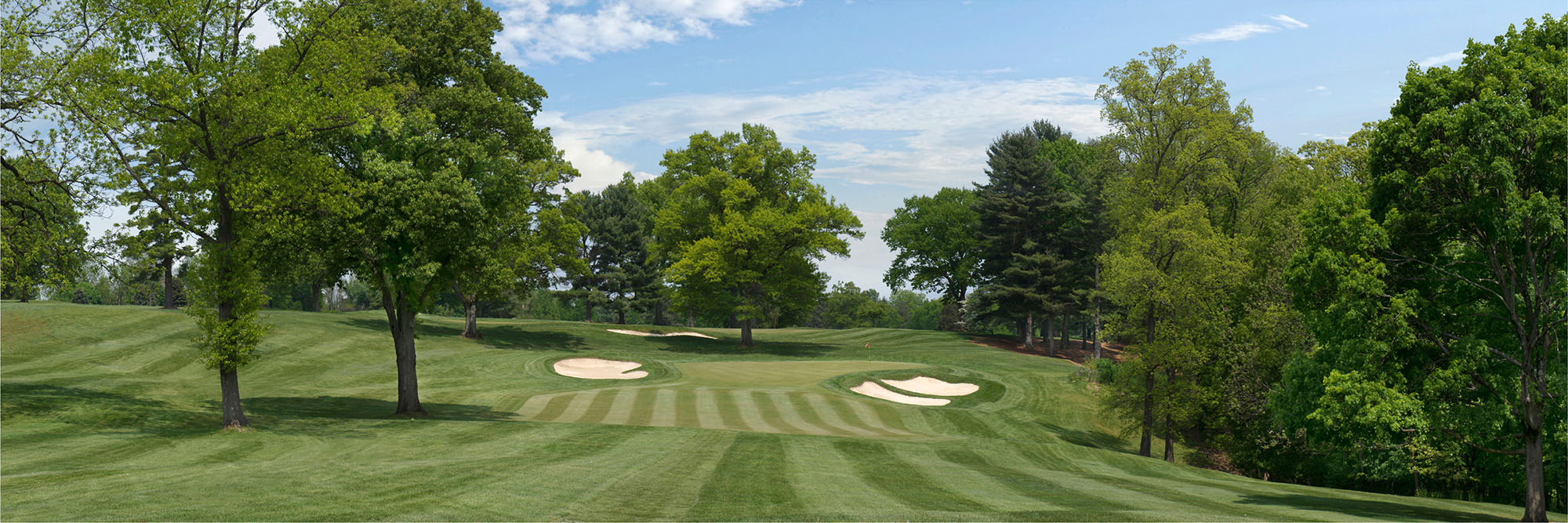 Golf Course Image - Lehigh Country Club No. 3