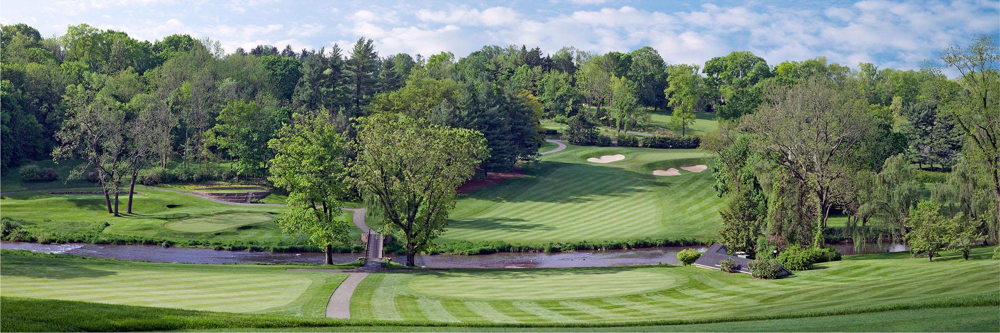 Golf Course Image - Lehigh Country Club No. 4