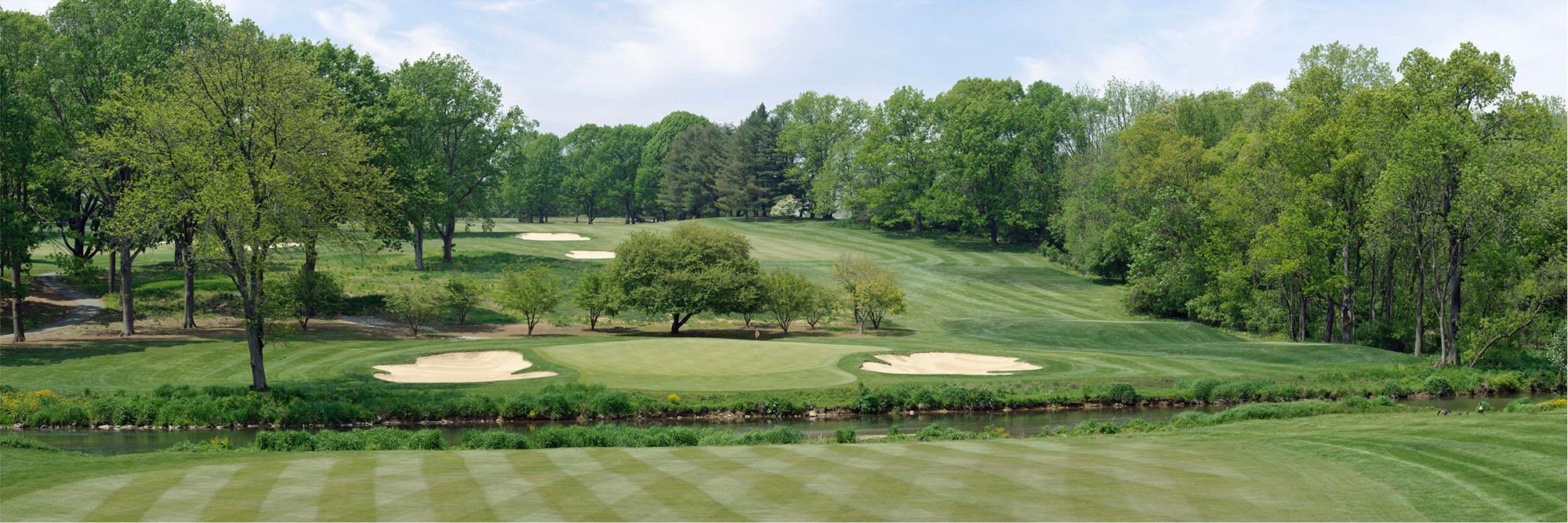 Golf Course Image - Lehigh Country Club No. 7