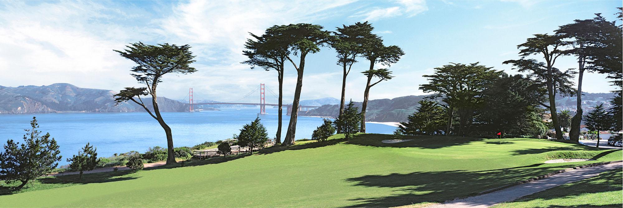 Golf Course Image - Lincoln Park No. 17