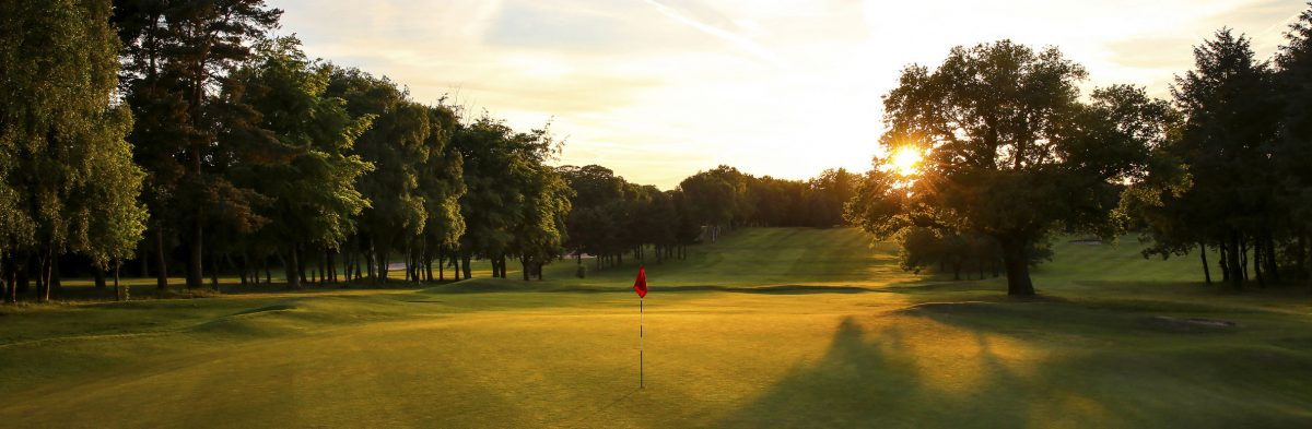 Little Aston Golf Club No. 16