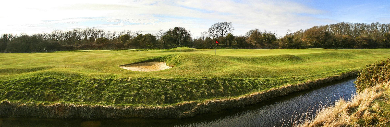Golf Course Image - Littlehampton Golf Club No. 14