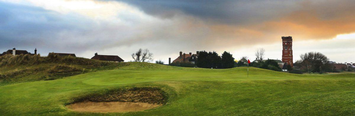Littlestone Golf Club No. 16