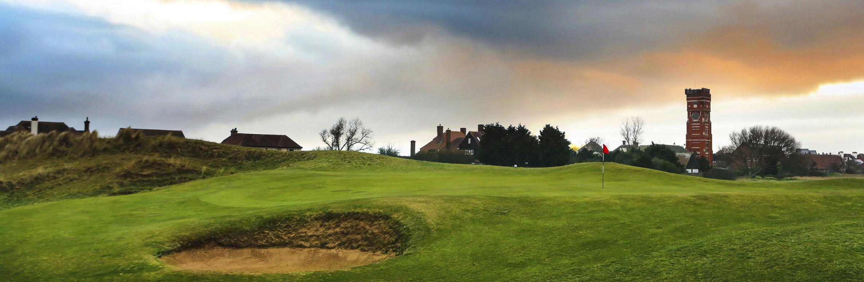 Golf Course Image - Littlestone Golf Club No. 16