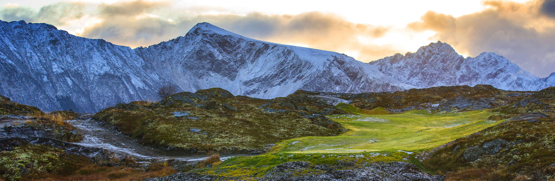 Golf Course Image - Lofoten Links No. 6