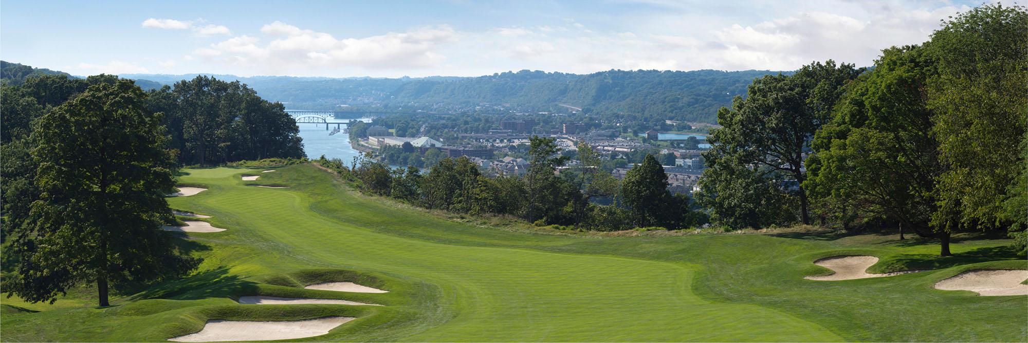 Golf Course Image - Longue Vue Club No. 4