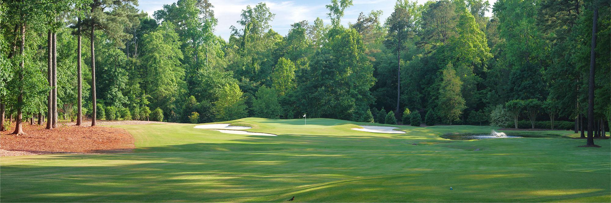 Golf Course Image - MacGregor Downs No. 12