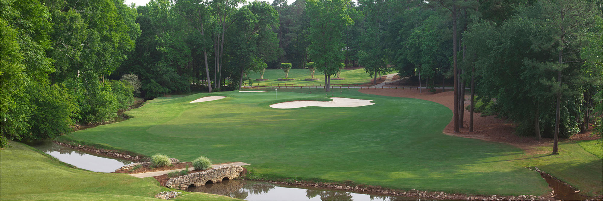Golf Course Image - MacGregor Downs No. 16