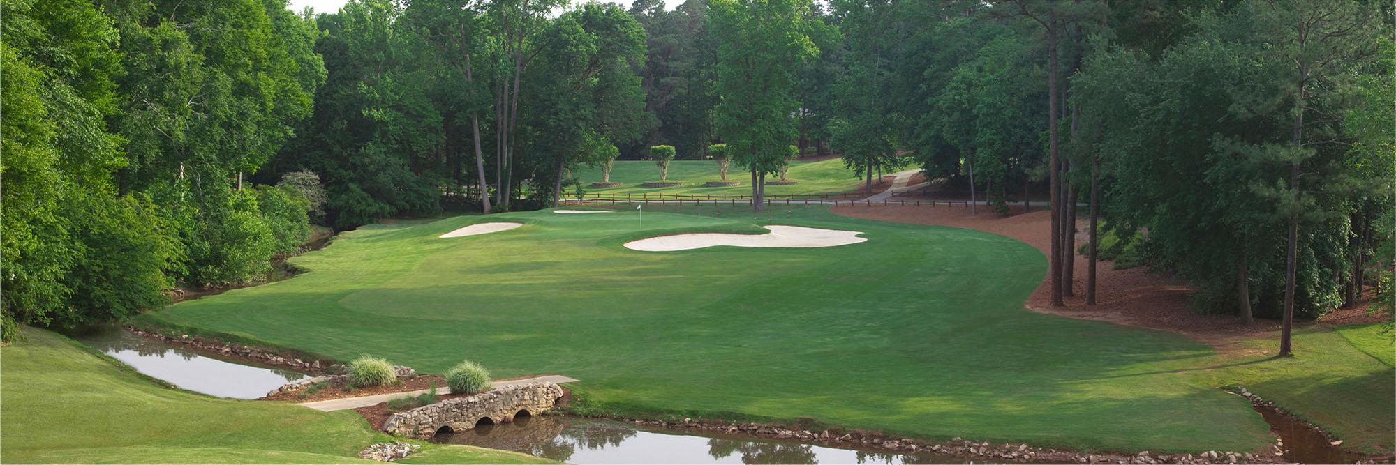 Golf Course Image - MacGregor Downs No. 16
