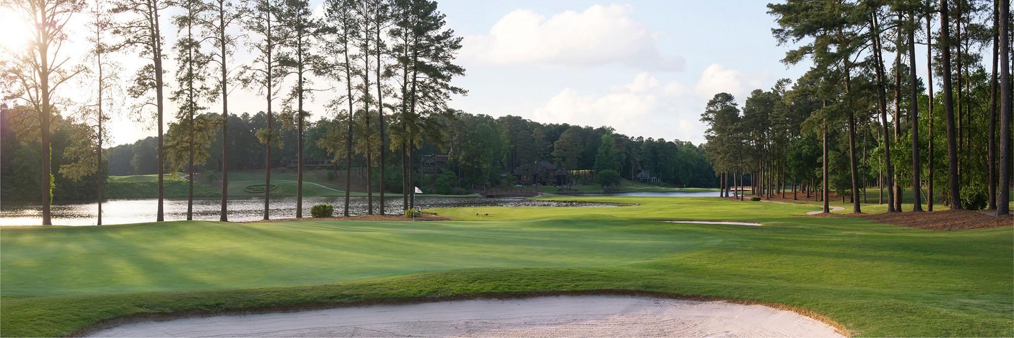 Golf Course Image - MacGregor Downs No. 18