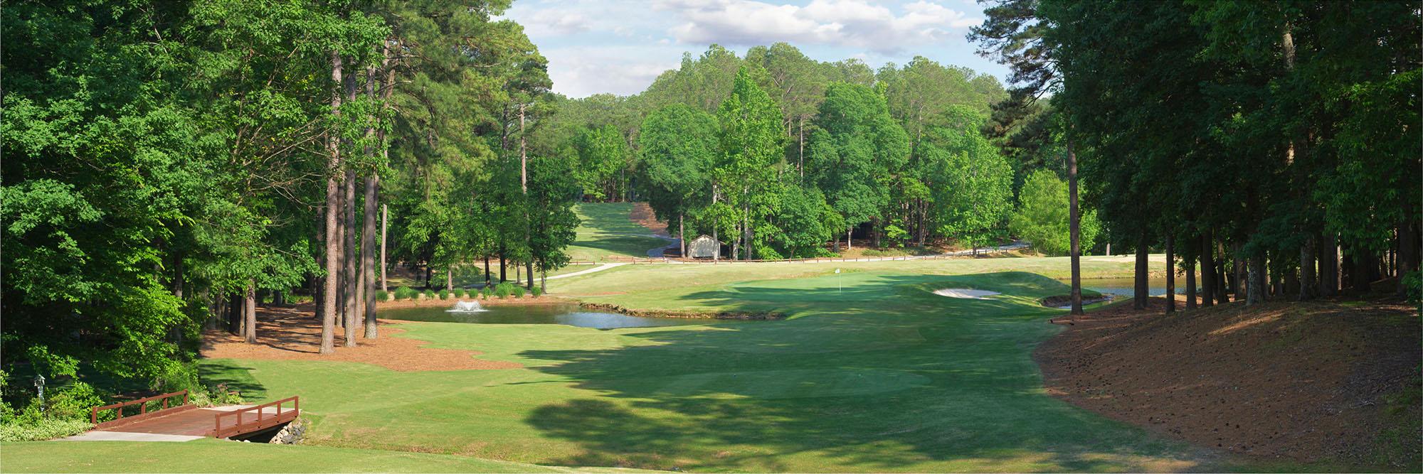Golf Course Image - MacGregor Downs No. 4