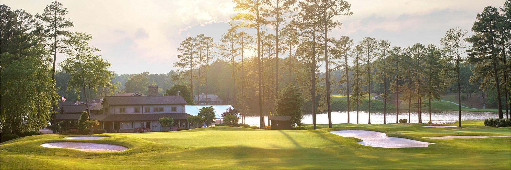 Golf Course Image - MacGregor Downs No. 9