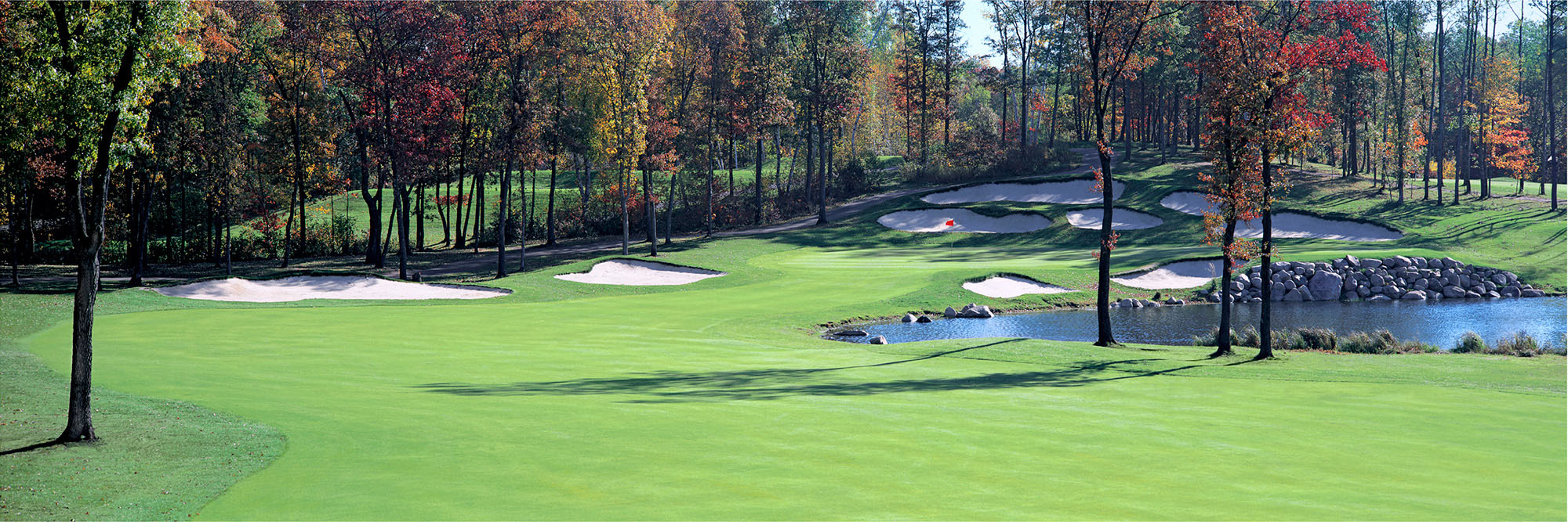 Golf Course Image - Maddens Classic No. 11