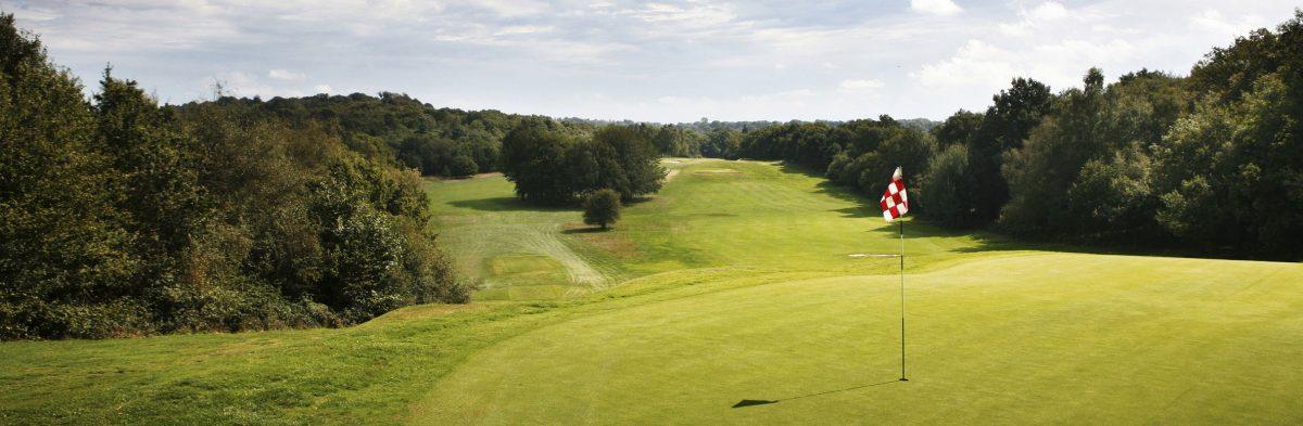 Mannings Heath Golf Club No. 13