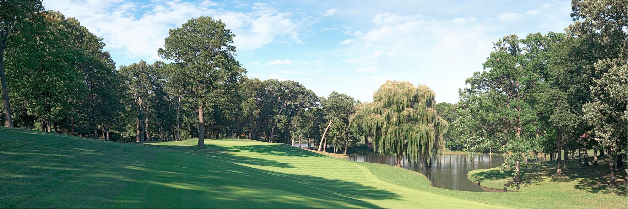 Golf Course Image - Medinah 3 No. 12
