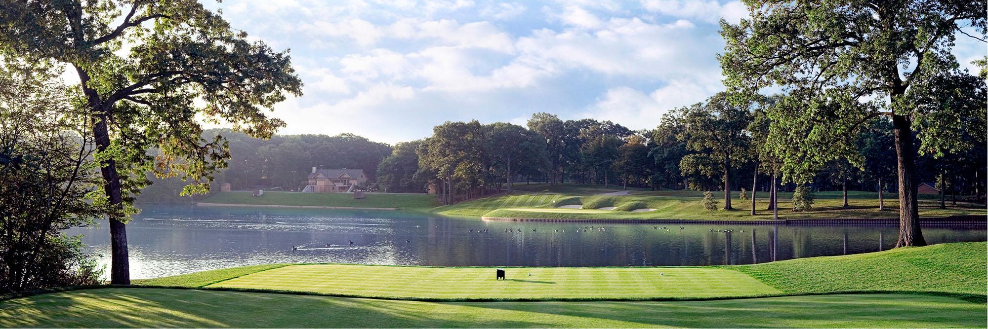 Golf Course Image - Medinah 3 No. 2