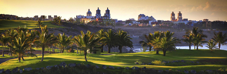 Golf Course Image - Meloneras Golf No. 15