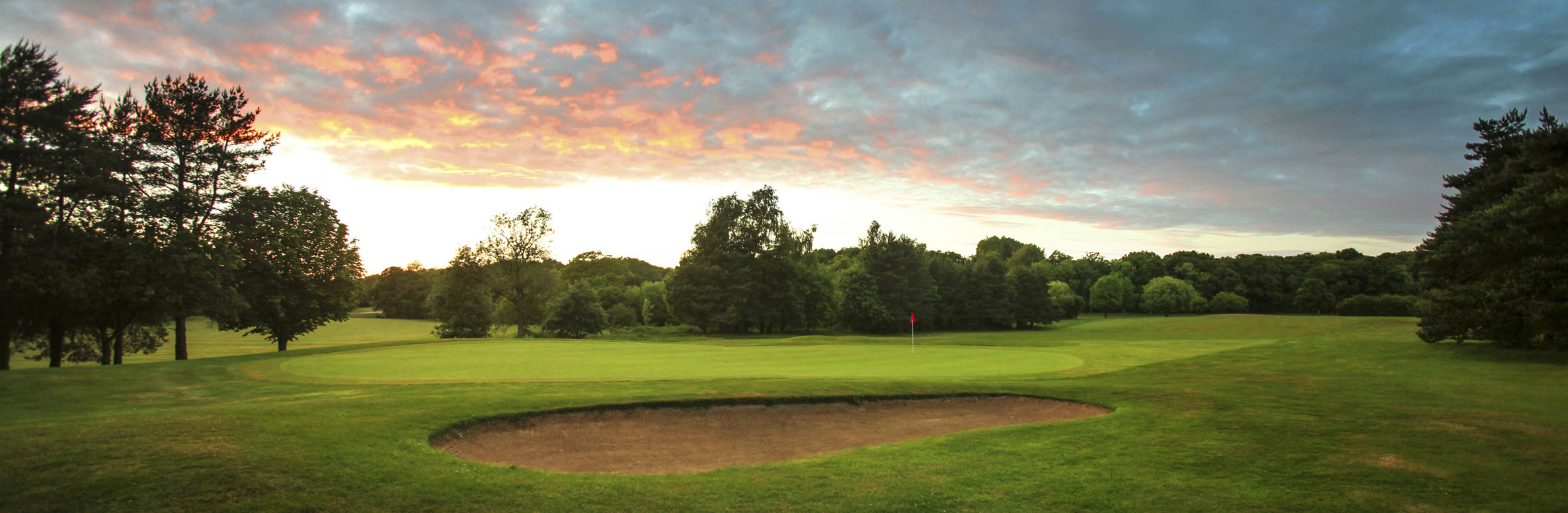 Golf Course Image - Meon Valley Golf Club No. 18