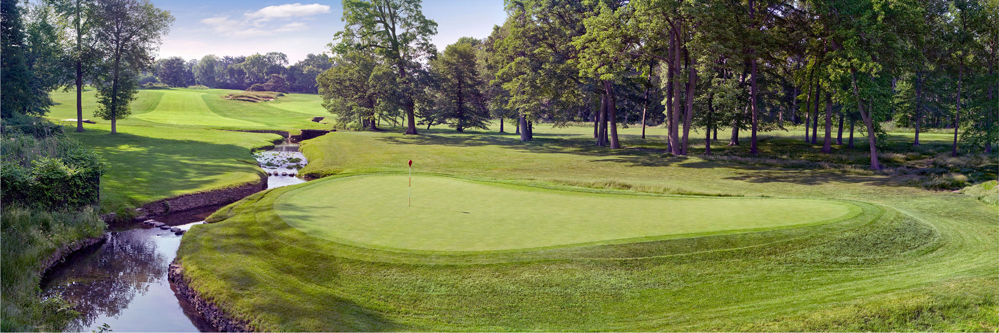 Merion East Course