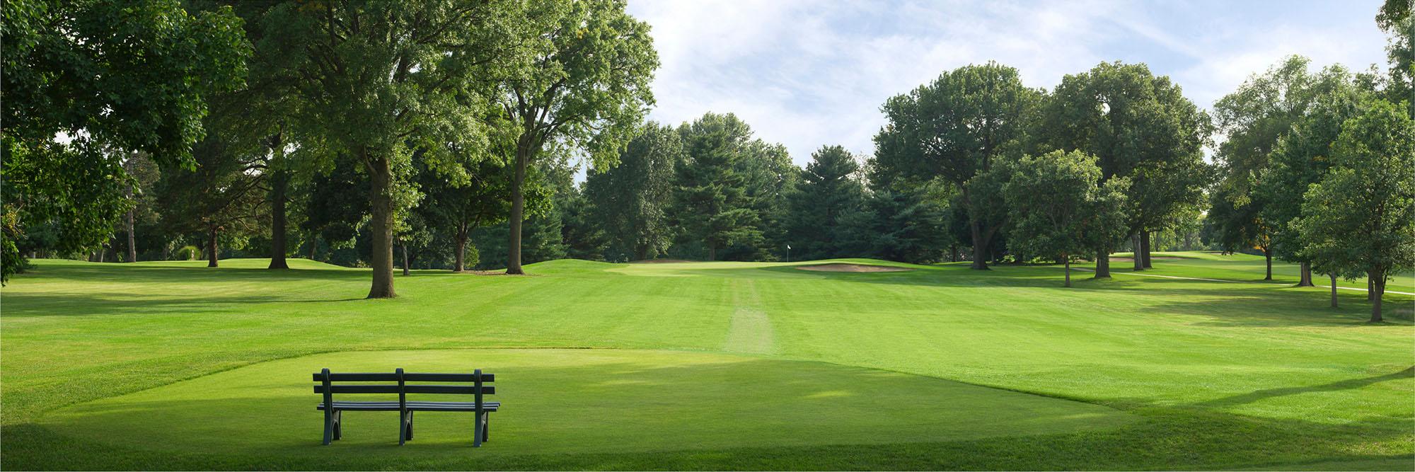 Golf Course Image - Milburn No. 7