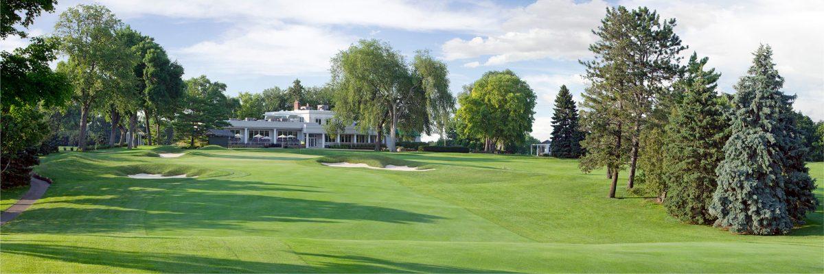 Minneapolis Golf Club No. 18