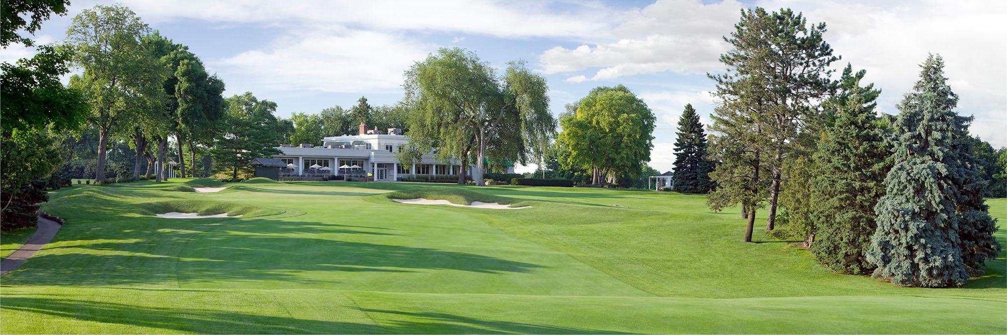 Golf Course Image - Minneapolis Golf Club No. 18
