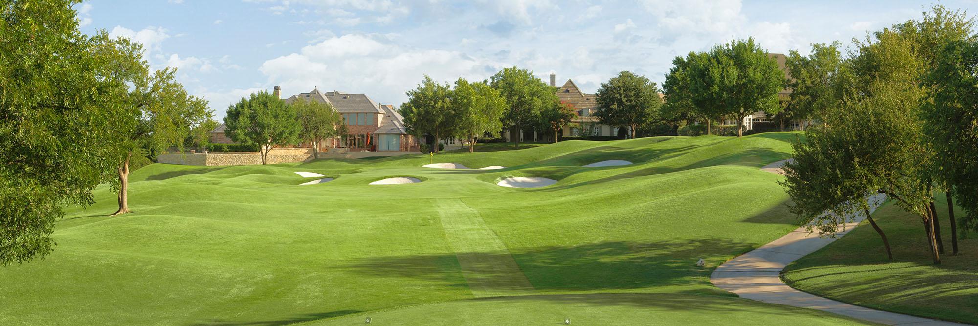 Golf Course Image - Mira Vista No. 12