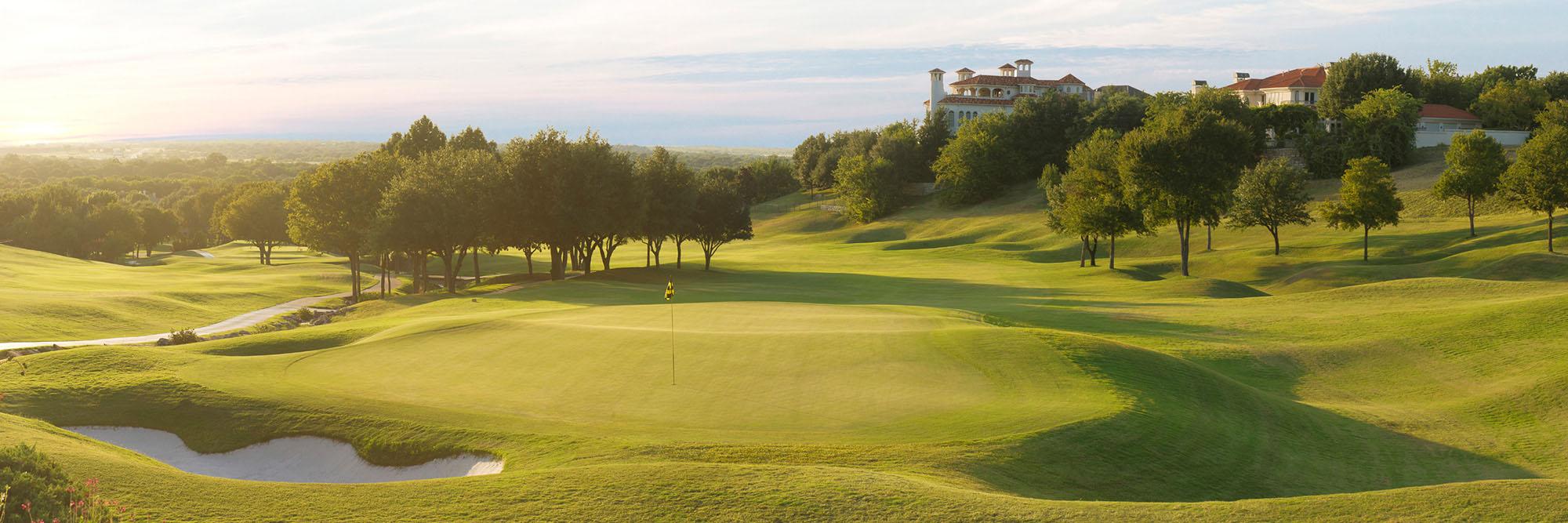 Golf Course Image - Mira Vista No. 18