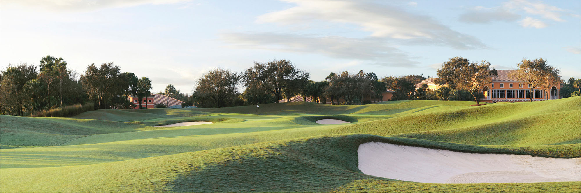 Golf Course Image - Mirasol Sunrise No. 18