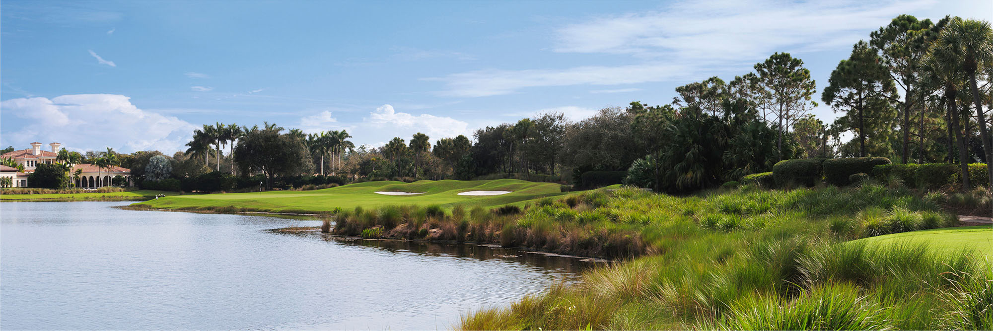 Golf Course Image - Mirasol Sunset No. 14