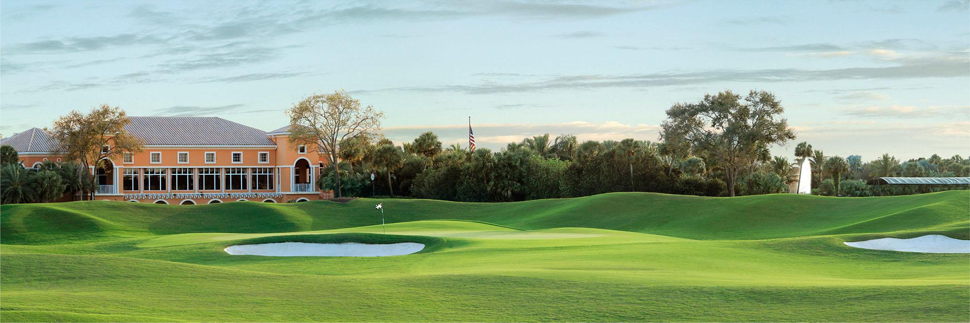 Golf Course Image - Mirasol Sunset No. 18