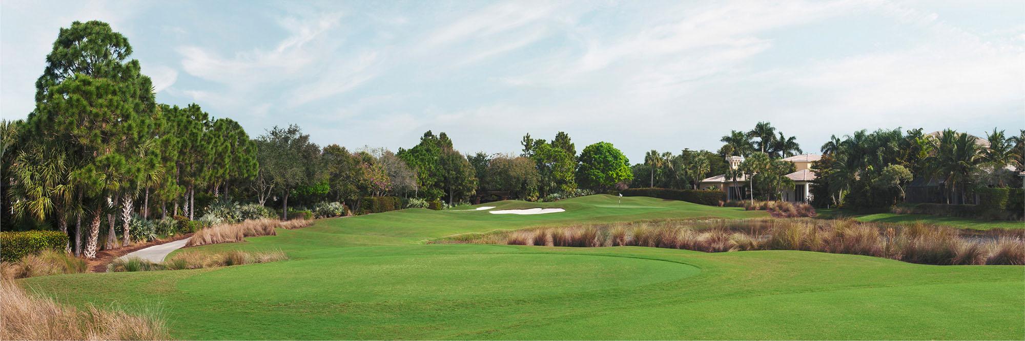 Golf Course Image - Mirasol Sunset No. 6