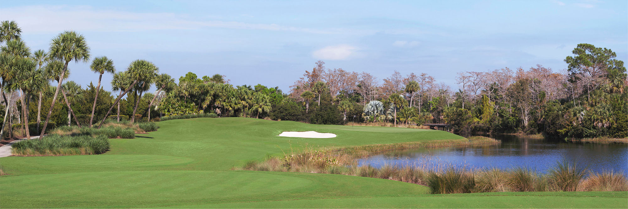 Golf Course Image - Mirasol Sunset No. 8