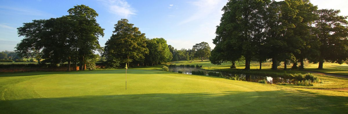 Mottram hall Golf Club No. 3