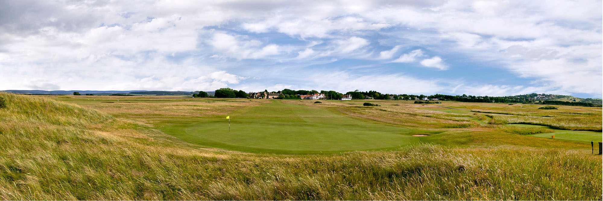 Golf Course Image - Muirfield No. 10