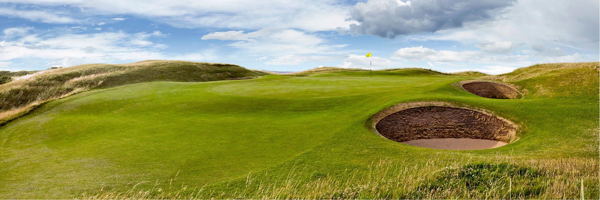 Golf Course Image - Muirfield No. 13
