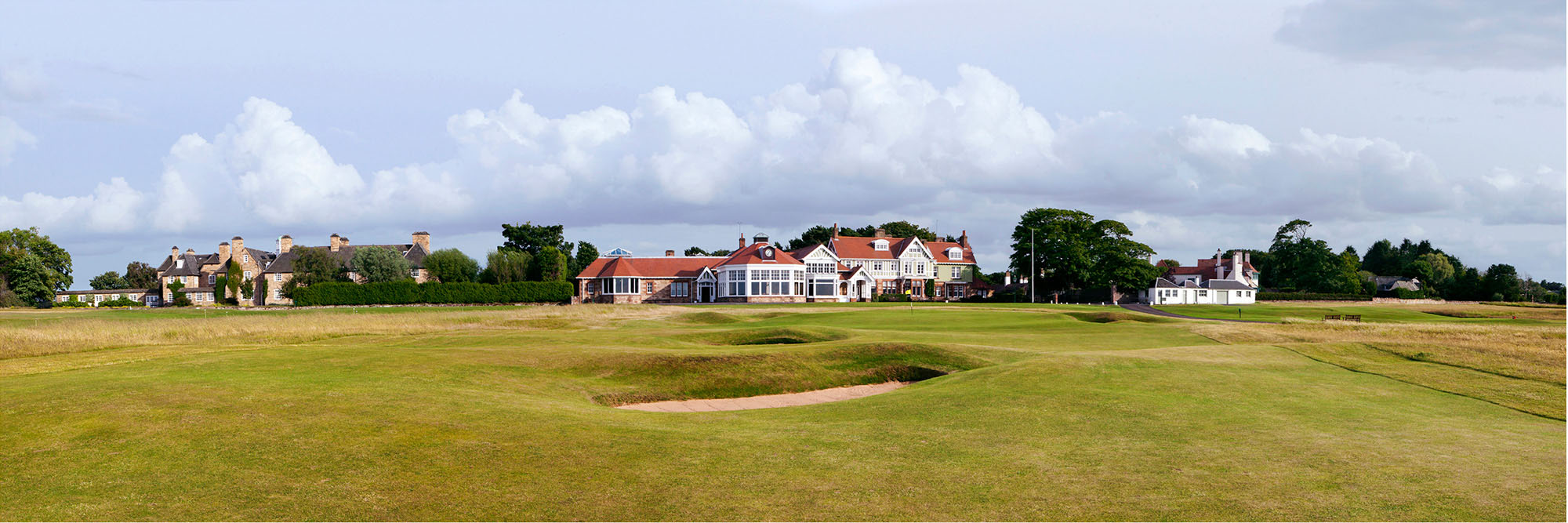 Golf Course Image - Muirfield No. 18