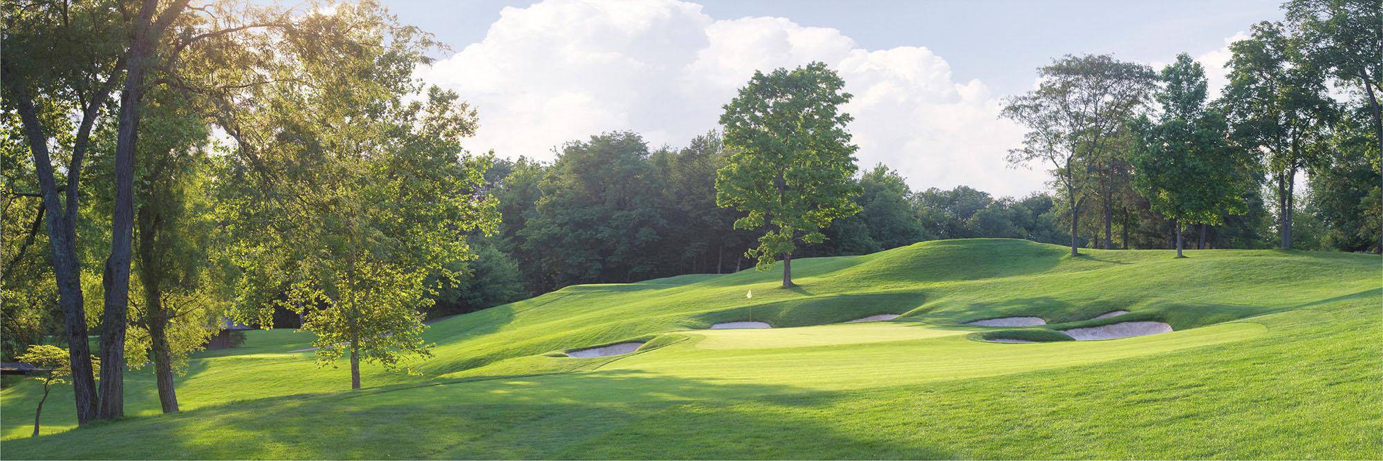 Golf Course Image - Muirfield Village No. 4