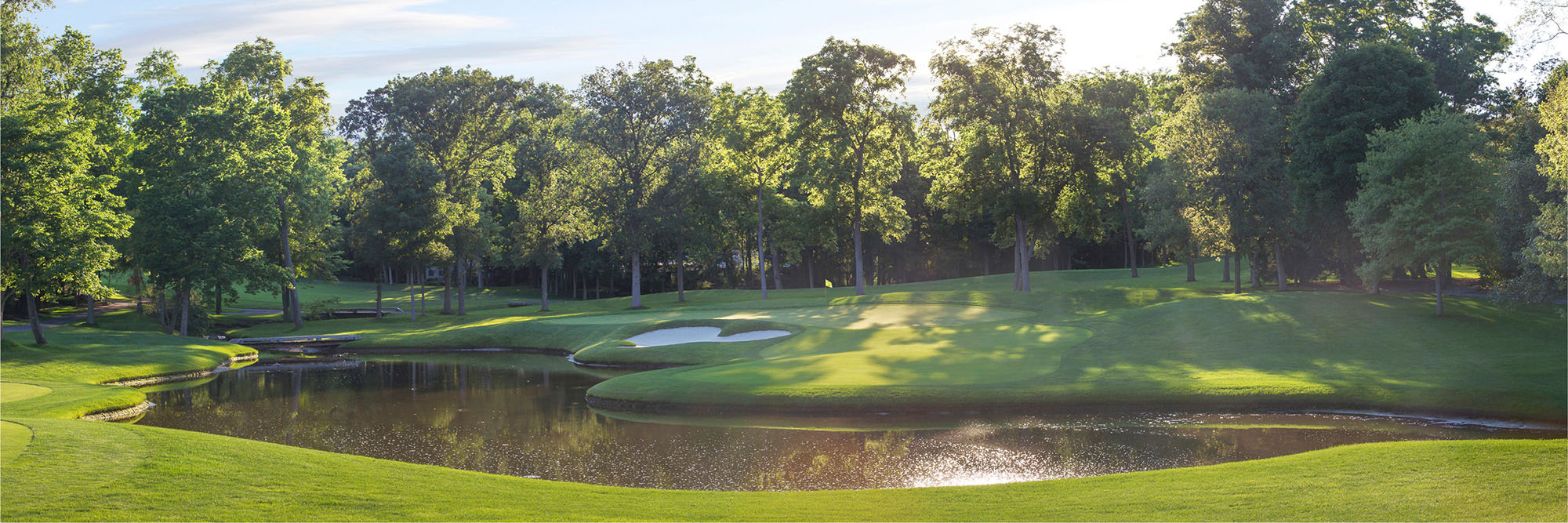 Golf Course Image - Muirfield Village No. 6
