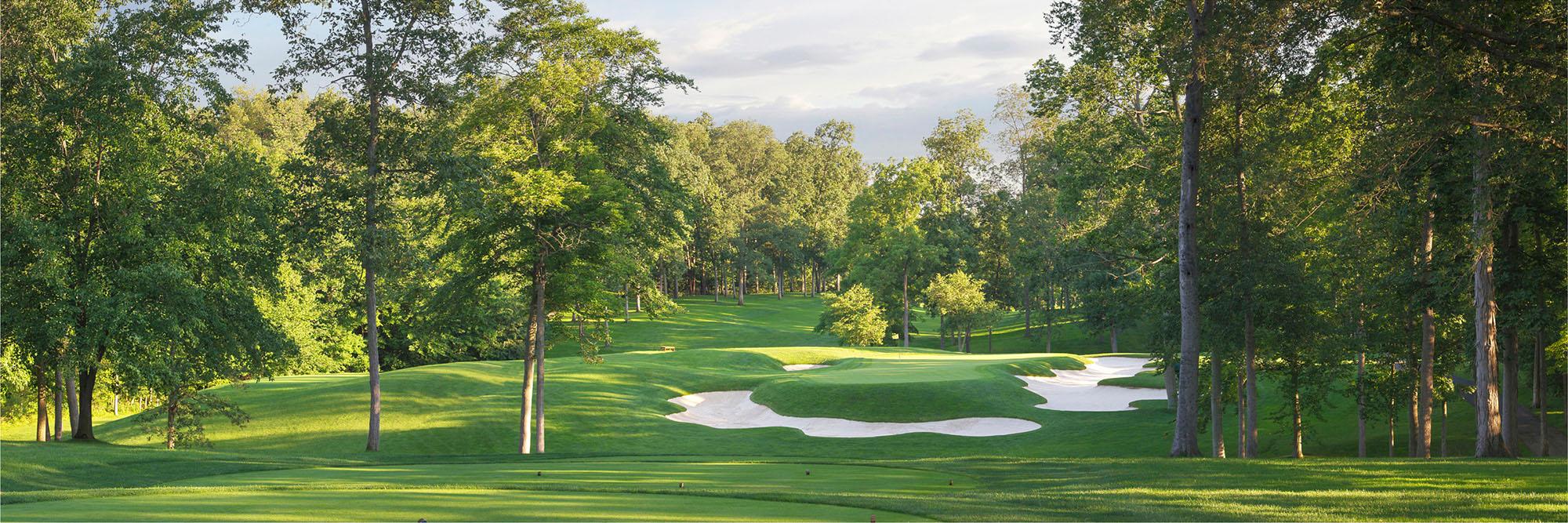 Golf Course Image - Muirfield Village No. 8