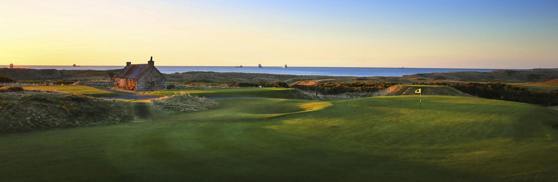 Golf Course Image - Murcar Links Golf Club No. 1
