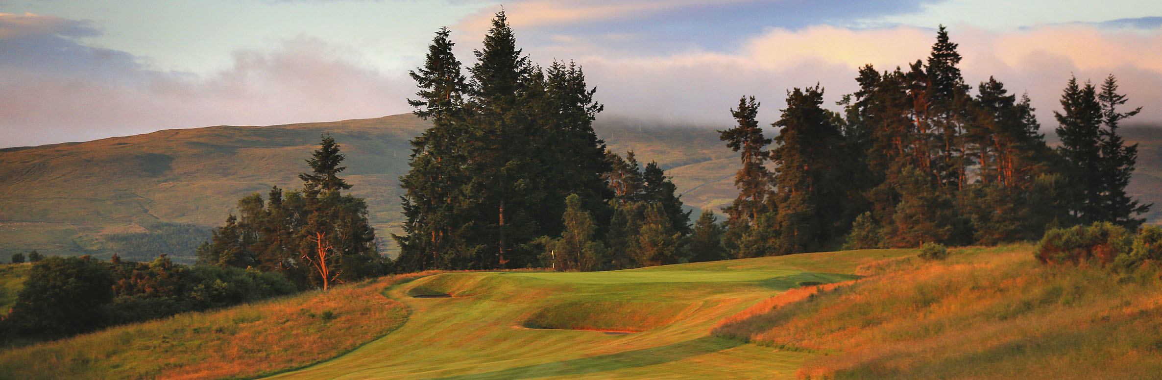 Golf Course Image - Gleneagles Kings Course No. 5