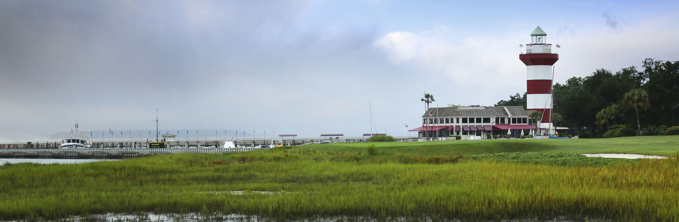 Golf Course Image - Harbour Town Golf Links No. 18