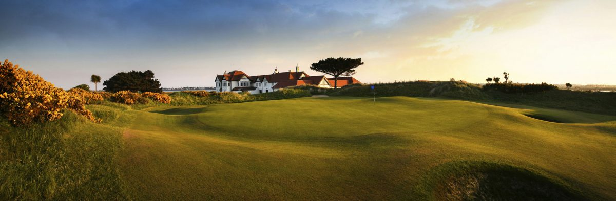 Portmarnock Golf Links No. 18