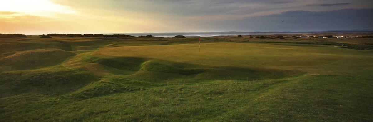 Royal Dornoch Golf Club No. 18
