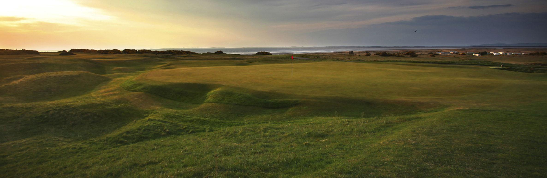 Golf Course Image - Royal Dornoch Golf Club No. 18