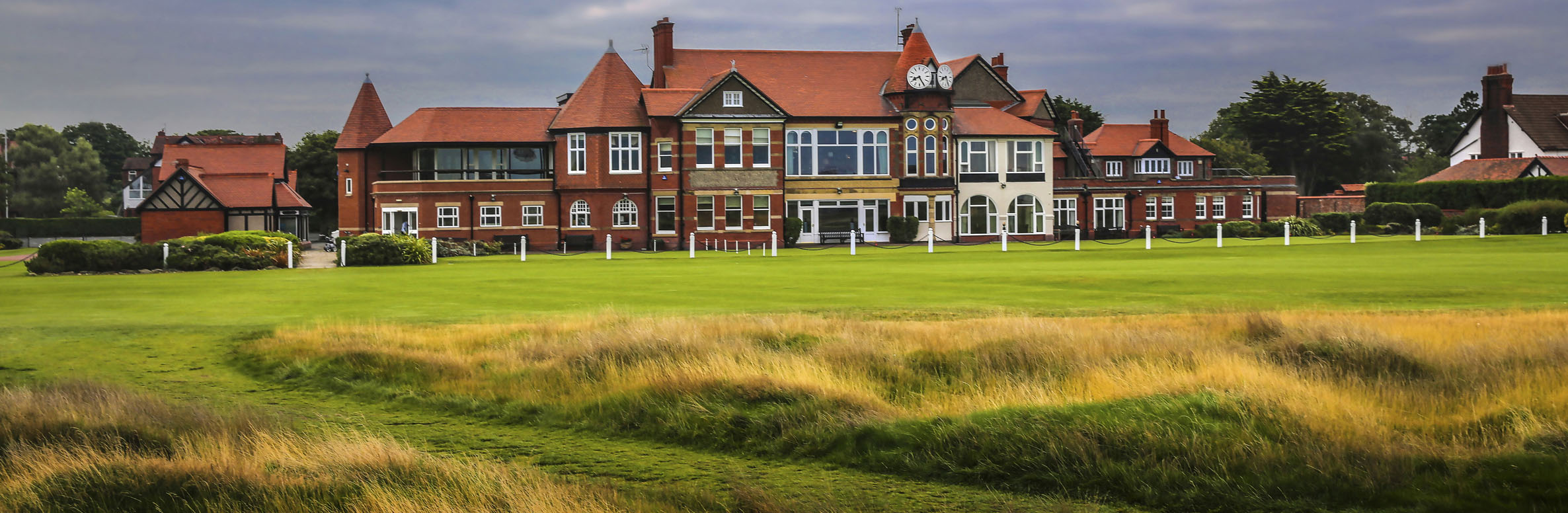 Golf Course Image - Royal Liverpool Clubhouse No. 1