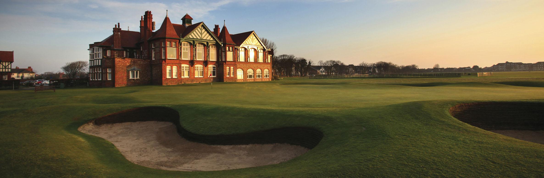 Golf Course Image - Royal Lytham & St Annes No. 18