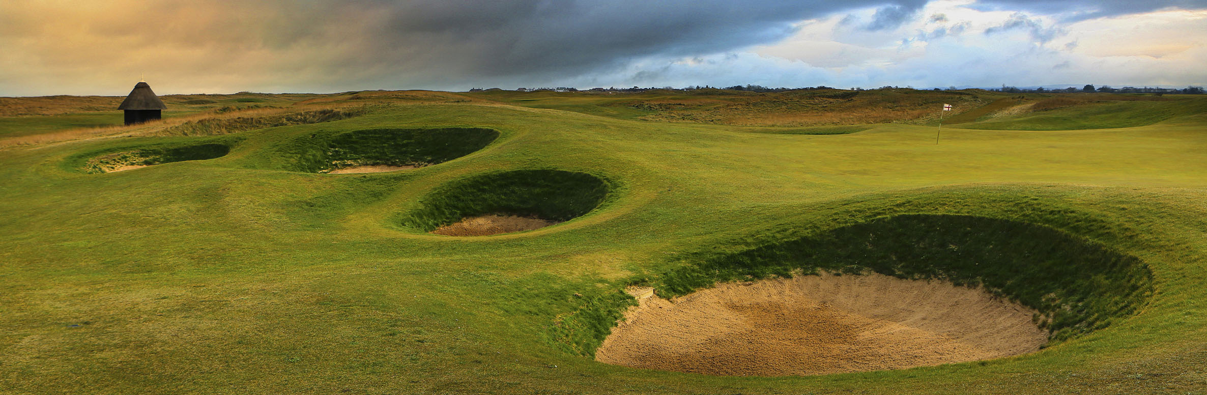 Golf Course Image - Royal St George's Golf Club No. 16